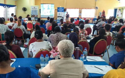 Trinidad and Tobago trains first batch of Think Equal Teachers.